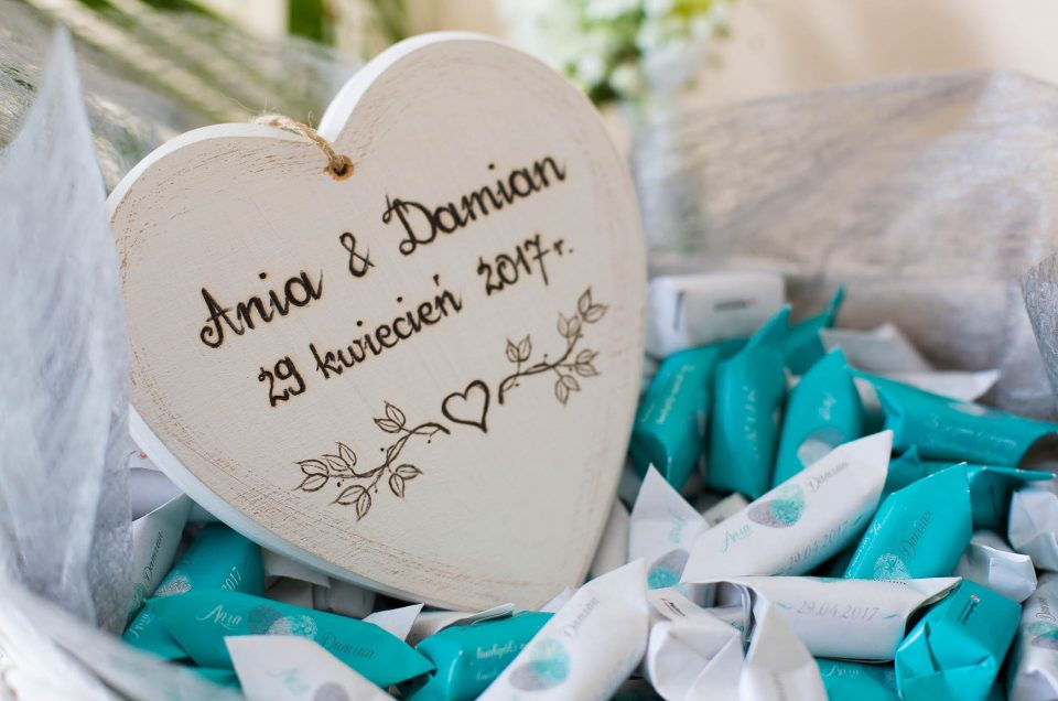 Wesele Anny i Damiana.