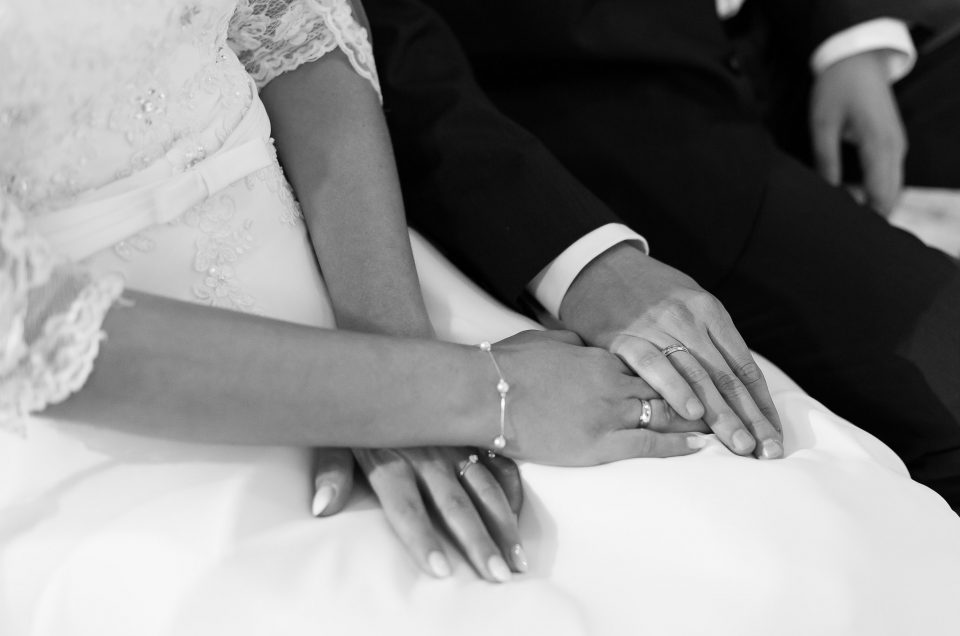 Ślub Doroty i Marcina.