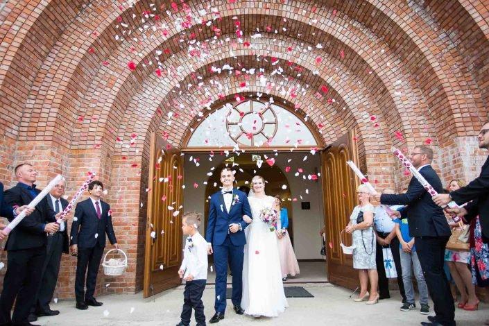Ślub Anny i Damiana