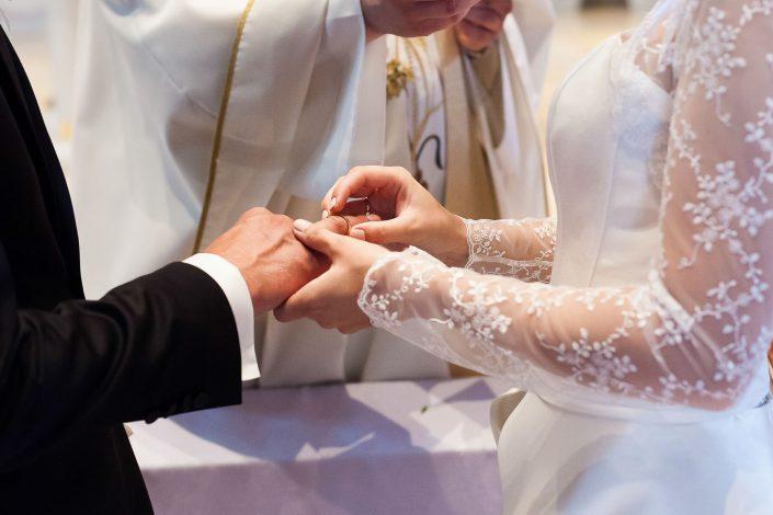 Ślub Agnieszki i Marcina.